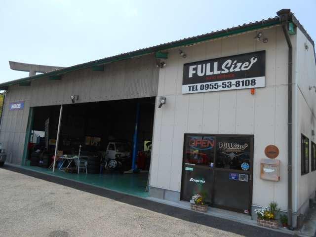 FULL SIZE Auto Service 【フルサイズオートサービス】
