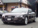 A5カブリオレ/2.0 TFSI クワトロ 4WD