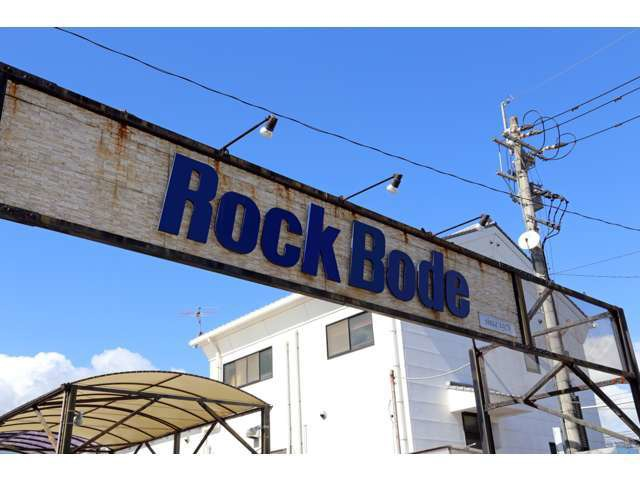 ROCK BODE BASE(本店)